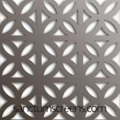 Palm Springs design Sanctum Screens Aluminium