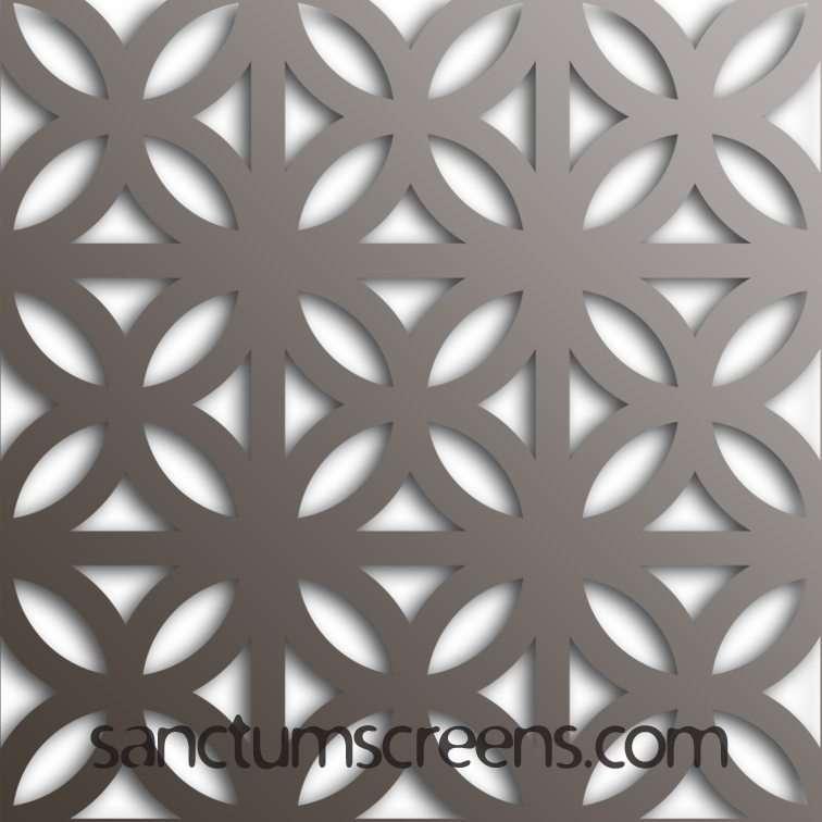 Palm Springs design Sanctum Screens Aluminium