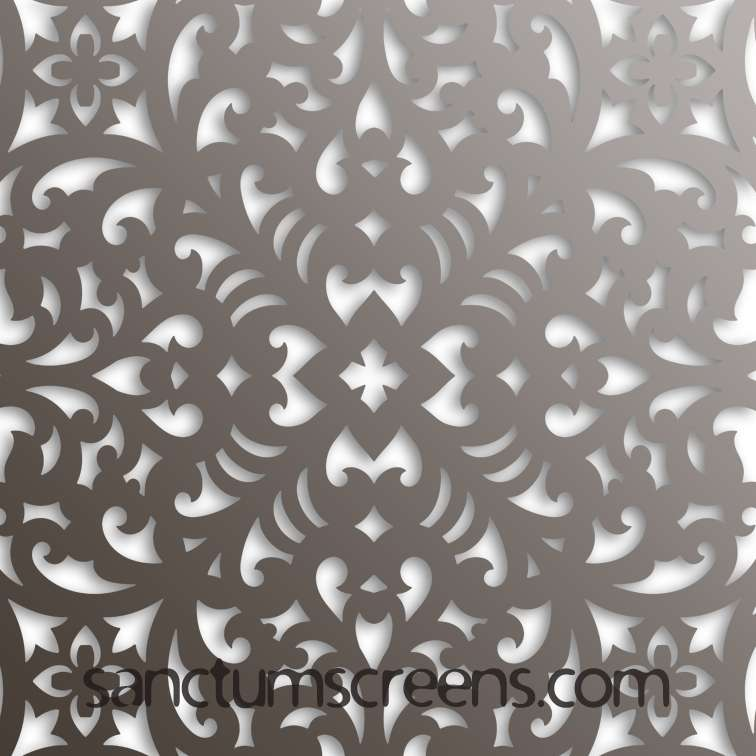 Sactum Persia screen design