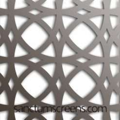 Santorini design - Sanctum screens
