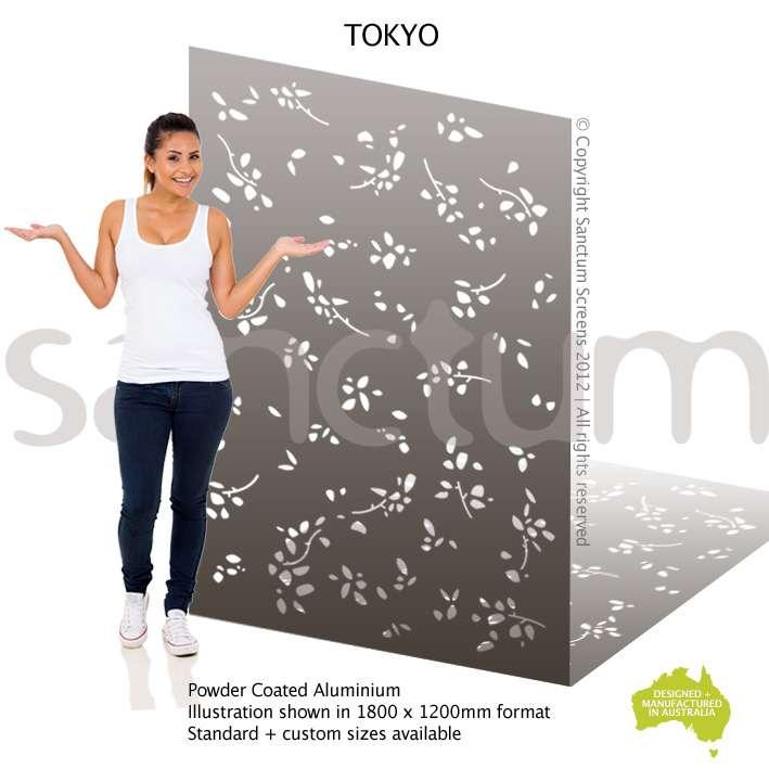 Tokyo screen design