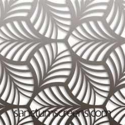 Sanctum screens aluminium St Tropez design