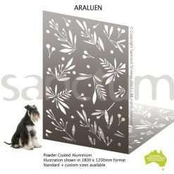 Araluen screen design