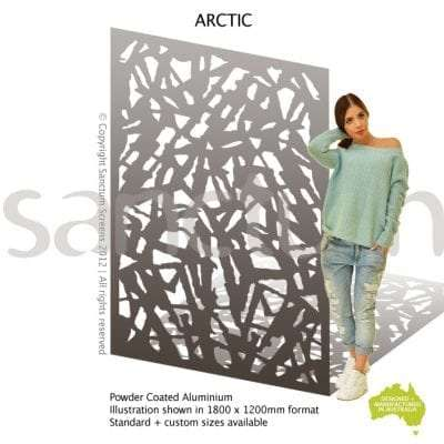 Arctic screen design