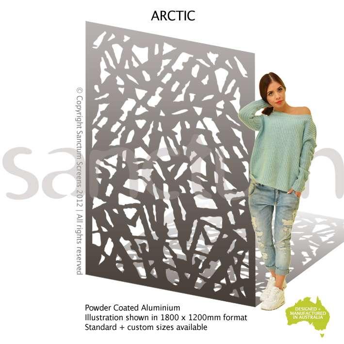 Arctic screen design