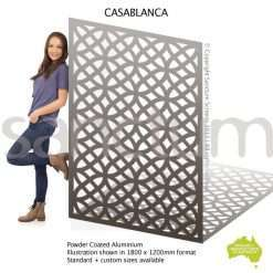 Casablanca screen design