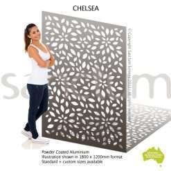 Chelsea screen design