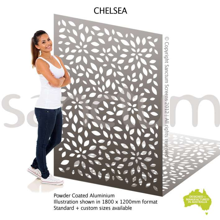 Chelsea screen design