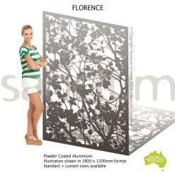 Florence screen design