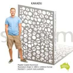 Kakadu screen design