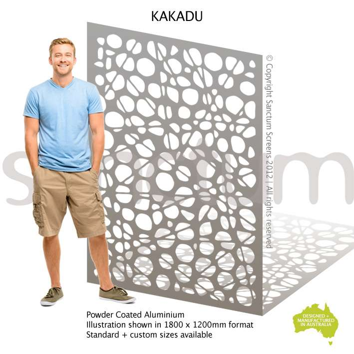 Kakadu screen design
