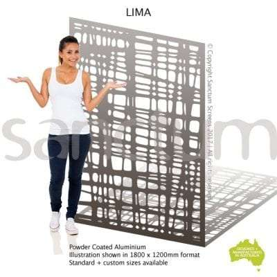 Lima screen design