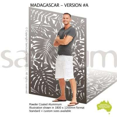 Madagascar A screen design