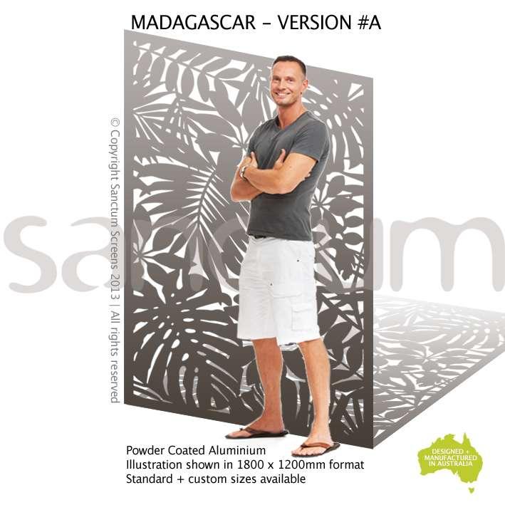Madagascar A screen design
