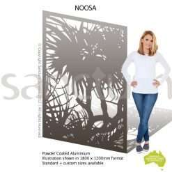 Noosa screen design