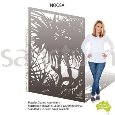 Noosa screen design