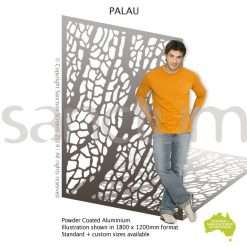 Palau screen design