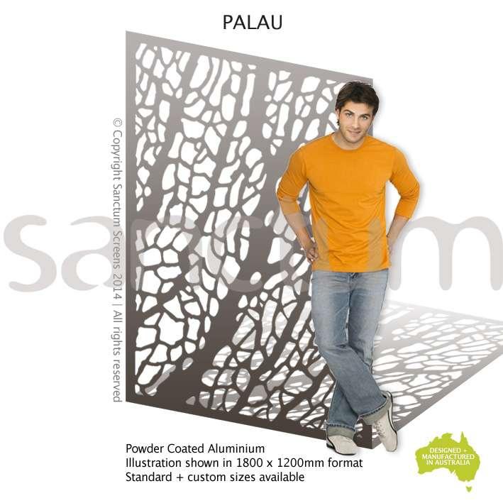 Palau screen design