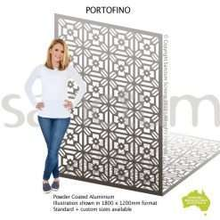 Portofino screen design