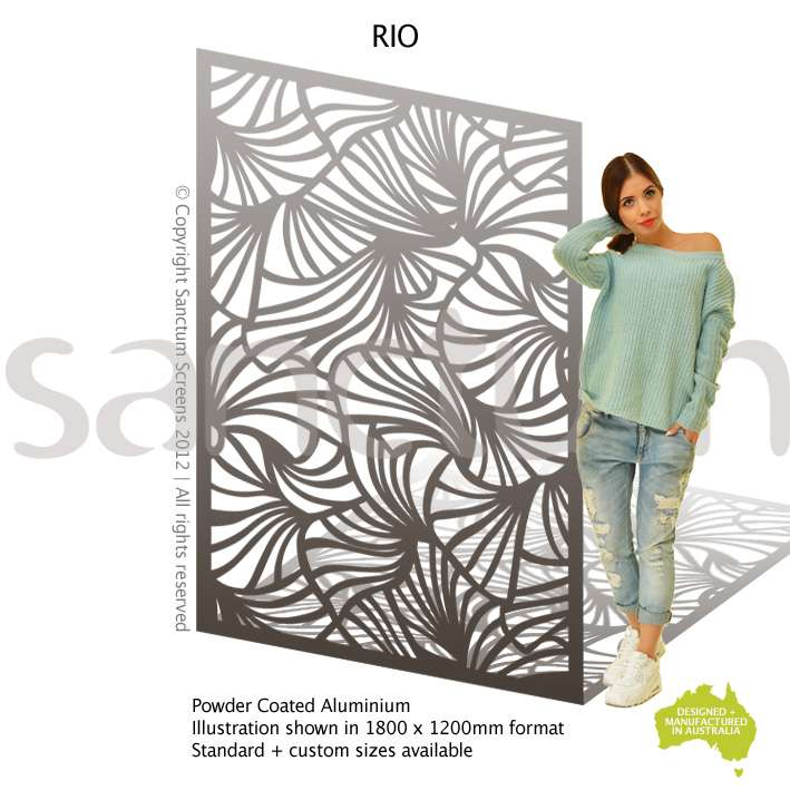Rio screen design