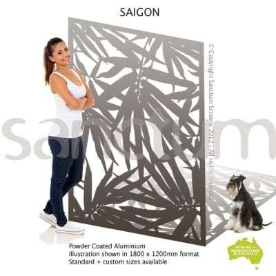 Saigon screen design
