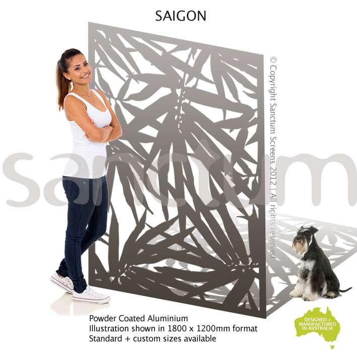Saigon screen design