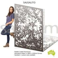 Sausalito screen design
