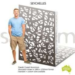 Seychelles screen design