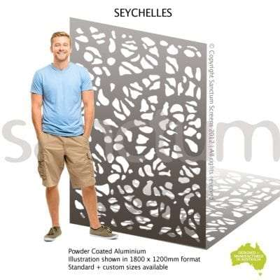 Seychelles screen design