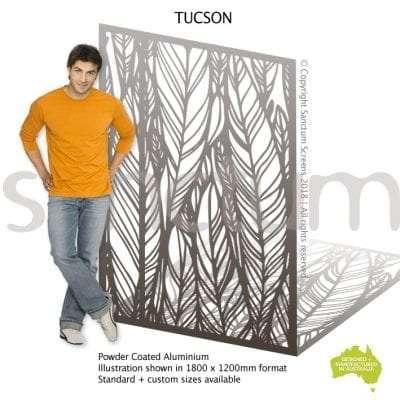 Tucson screen design