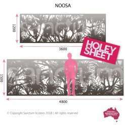 Noosa Holey sheet designs
