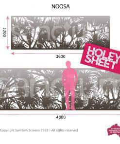 Noosa Holey sheet designs