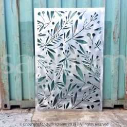 Aluminium Screen Clearance